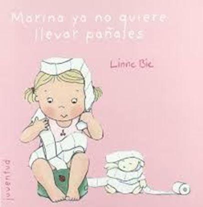 Imagen de MARINA YA NO QUIERE LLEVAR PAÑALES (+2)