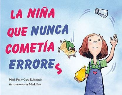 Imagen de LA NIÑA QUE NUNCA COMETIA ERRORES
