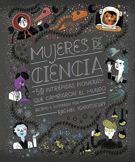 Imagen de MUJERES DE CIENCIA