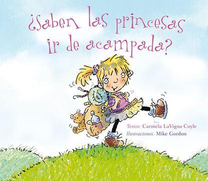 Imagen de SABEN LAS PRINCESAS IR DE ACAMPADA ?