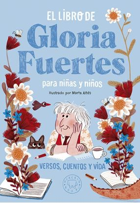 Imagen de EL LIBRO DE GLORIA FUERTES PARA NIÑAS