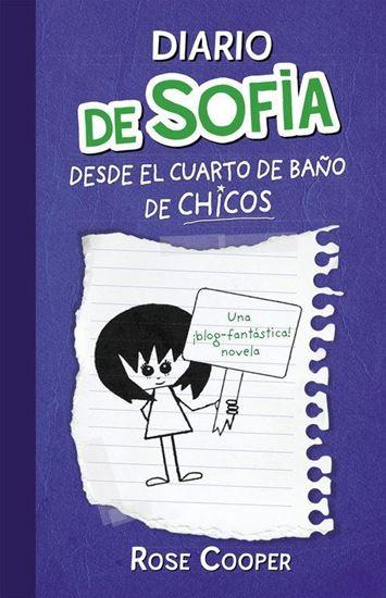 Imagen de DIARIO DE SOFIA DESDE CUARTO BAÑO CHICOS