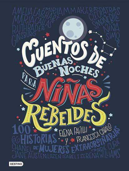 Imagen de CUENTOS BUENAS NOCHES P/NIÑAS REBELDE(TD