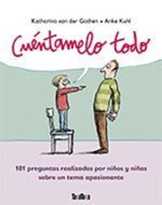 Imagen de CUENTAMELO TODO. 101 PREGUNTAS REALIZADA