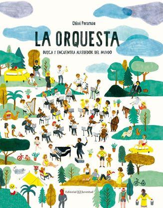 Imagen de LA ORQUESTA. BUSCA Y ENCUENTRA
