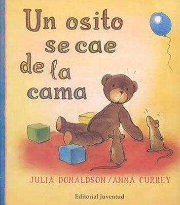 Imagen de UN OSITO SE CAE DE LA CAMA