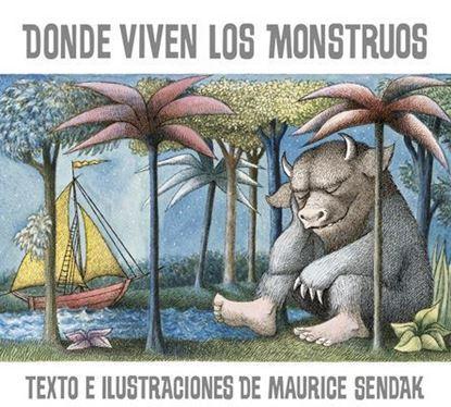 Imagen de DONDE VIVEN LOS MONSTRUOS?