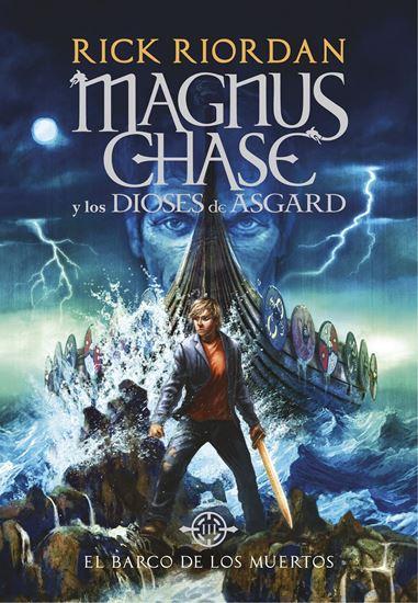 Imagen de MAGNUS CHASE Y LOS DIOSES DE ASGARD 3