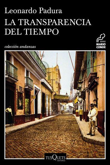 Imagen de LA TRANSPARENCIA DEL TIEMPO
