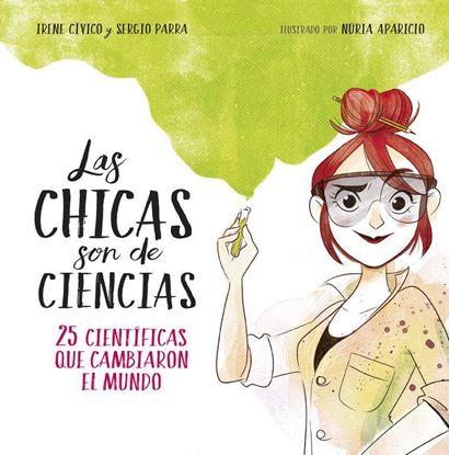 Imagen de LAS CHICAS SON DE CIENCIAS
