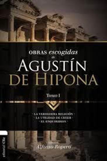 Imagen de OBRAS ESCOGIDAS DE AGUSTIN HIPONA 1
