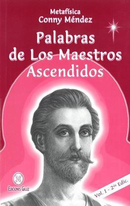 Imagen de PALABRAS DE LOS MAESTROS ASCENDIDOS V.1