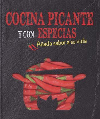 Imagen de COCINA PICANTE Y CON ESPECIAS