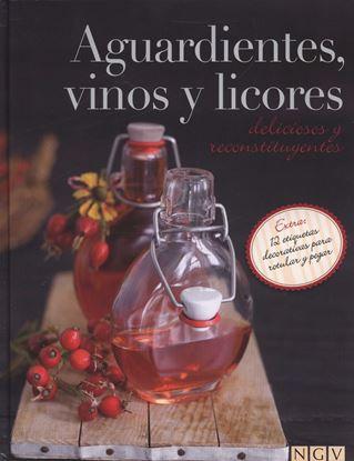 Imagen de AGUARDIENTES, VINOS Y LICORES