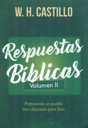 Imagen de RESPUESTAS BIBLICAS. VOL. II.