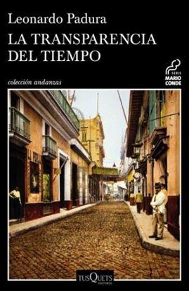 Imagen de LA TRANSPARENCIA DEL TIEMPO (MX)