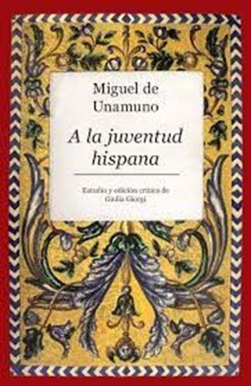 Imagen de A LA JUVENTUD HISPANA