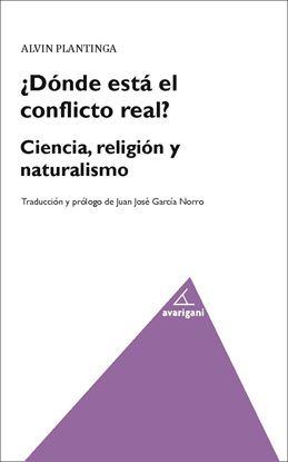 Imagen de DONDE ESTA EL CONFLICTO REAL