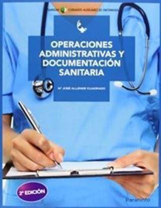 Imagen de OPERACIONES ADMINISTRATIVA Y DOC. SANITA