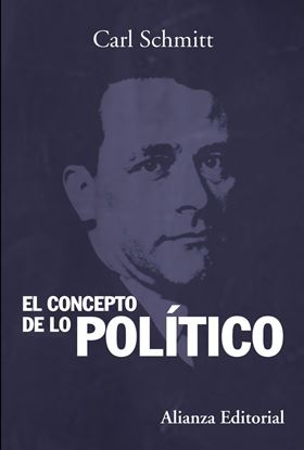 Imagen de EL CONCEPTO DE LO POLITICO