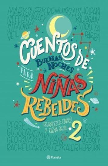 Imagen de CUENTOS BUENAS NOCHES P/NIÑAS REBELDE 2