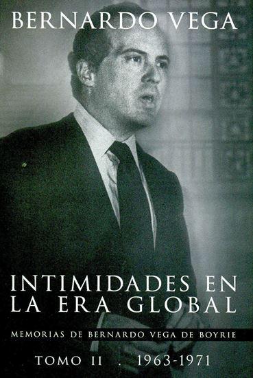 Imagen de INTIMIDADES EN LA ERA GLOBAL VOL. II