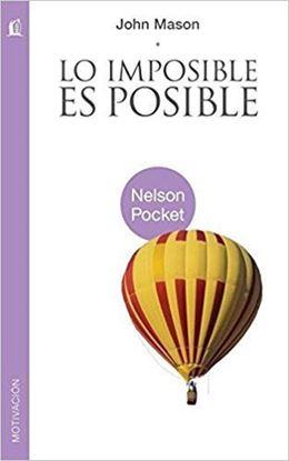 Imagen de LO IMPOSIBLE ES POSIBLE (BOL)