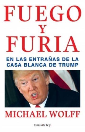 Imagen de FUEGO Y FURIA