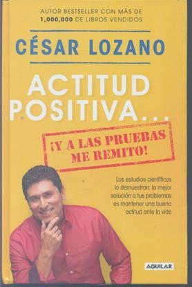 Imagen de ACTITUD POSITIVA Y LAS PRUEBAS