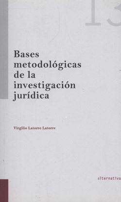 Imagen de BASES METODOLOGICAS DE LA INVESTIGACION