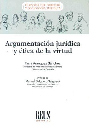 Imagen de ARGUMENTACION JURIDICA Y ETICA DE LA VIR