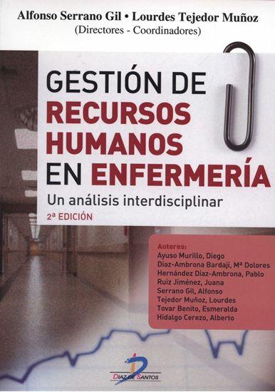 Imagen de GESTION DE RECURSOS HUMANOS EN ENFERMERI