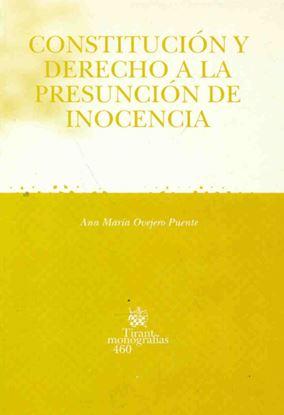 Imagen de CONSTITUCION Y DERECHO A LA PRESUNCION