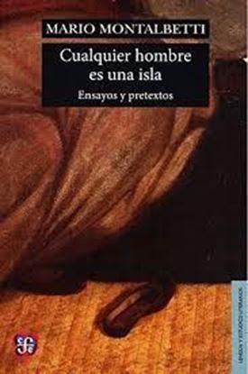 Imagen de CUALQUIER HOMBRE ES UNA ISLA. ENSAYOS Y