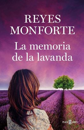Imagen de LA MEMORIA DE LA LAVANDA