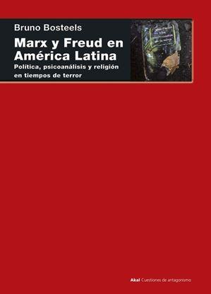 Imagen de MARX Y FREUD EN AMERICA LATINA
