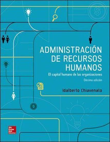 Imagen de ADMINISTRACION DE REC.HUM. 10MA. ED.