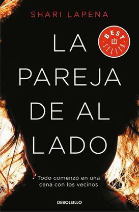 Imagen de LA PAREJA DE AL LADO (BOL)