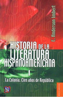Imagen de HISTORIA DE LA LITERATURA HISPANOAMERICA
