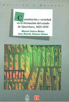 Imagen de CONSTITUCION Y SOCIEDAD EN LA FORMACION