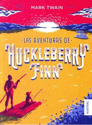 Imagen de LAS AVENTURAS DE HUCKLEBERRY FINN (BOL)