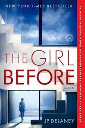 Imagen de THE GIRL BEFORE