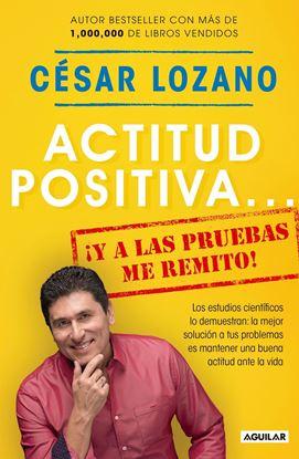 Imagen de ACTITUD POSITIVA Y A LAS PRUEBAS ME REMI