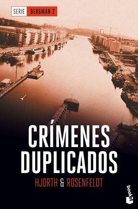 Imagen de CRIMENES DUPLICADOS (BOL)