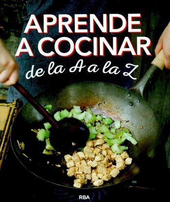 Imagen de APRENDE A COCINAR DE LA A A LA Z