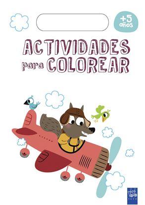 Imagen de ACTIVIDADES PARA COLOREAR
