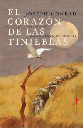 Imagen de EL CORAZON DE LAS TINIEBLAS (ZORRO)