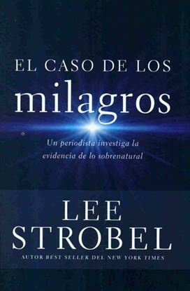 Imagen de EL CASO DE LOS MILAGROS