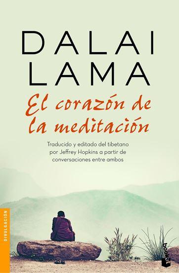 Imagen de EL CORAZON DE LA MEDITACION (BOL)