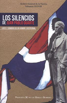 Imagen de LOS SILENCIOS DE JUAN PABLO DUARTE